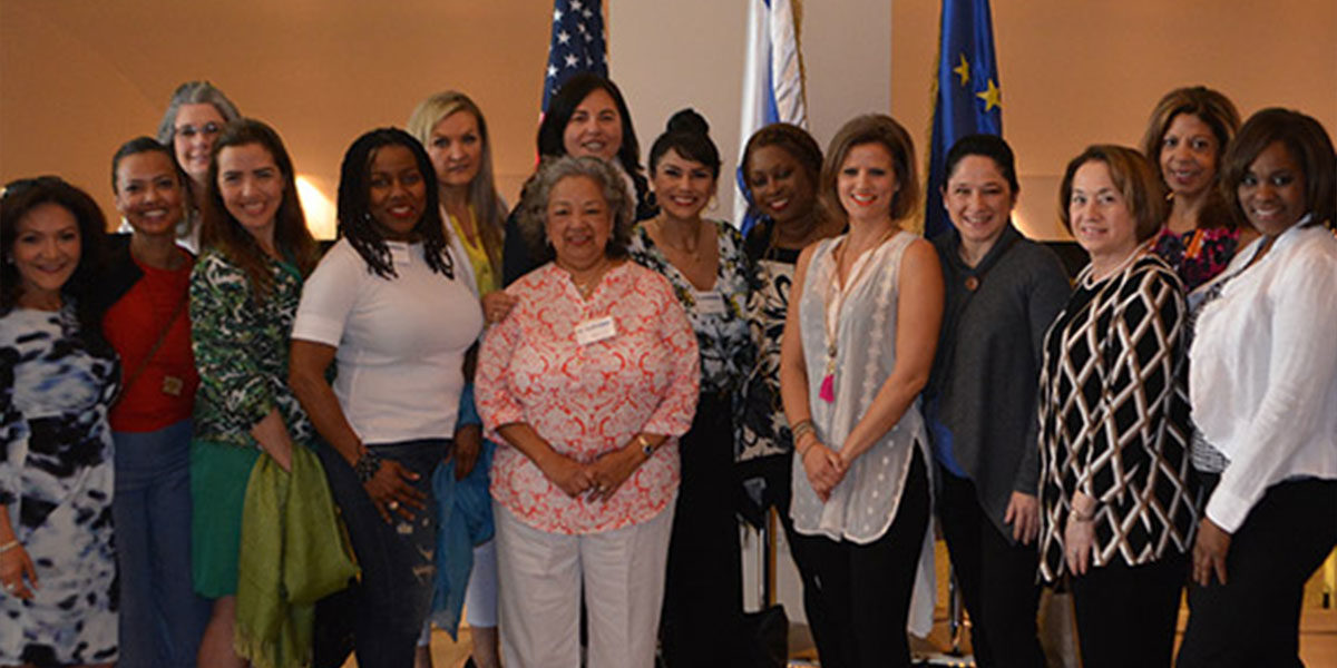 Pinnacle CEO Nina Vaca Advocates for Women in Leadership As Delegate to Israel