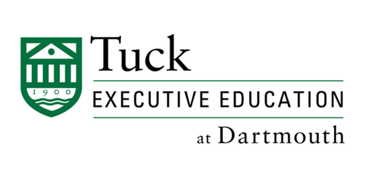 Tuck Executive Education at Dartmouth