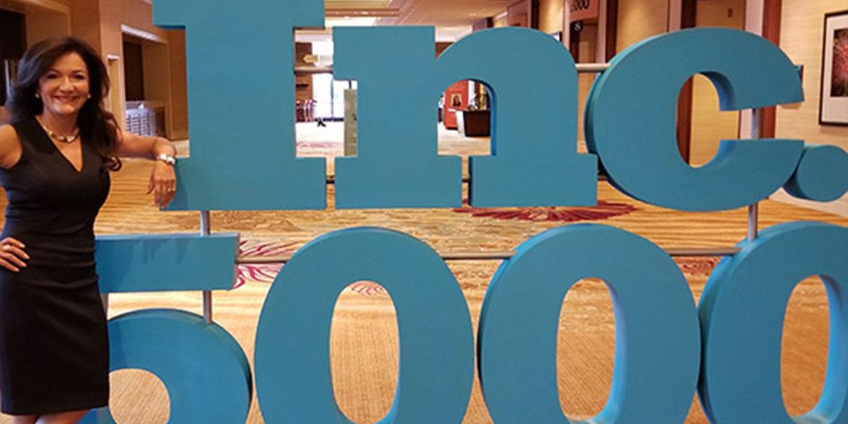 Nina Vaca keynote speaker at the Inc. 5000 Conference