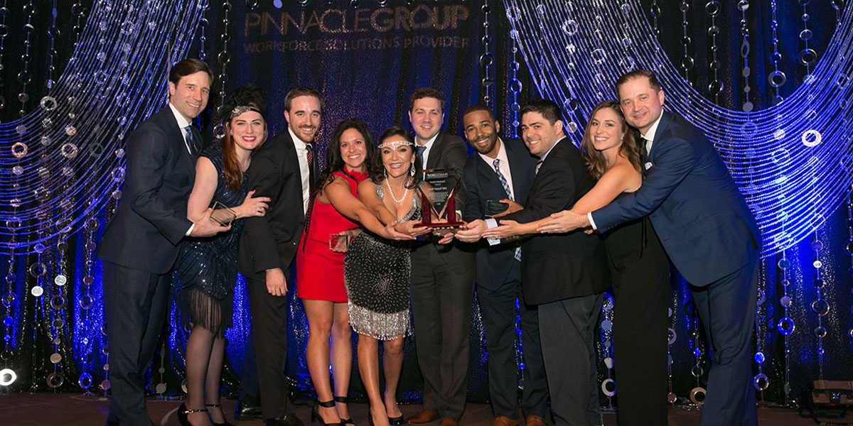 Pinnacle Group celebrates 21 years in roaring twenties style