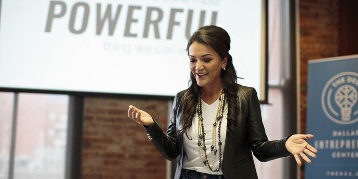 Nina Vaca makes list of 50 Most Powerful Latinas in Business