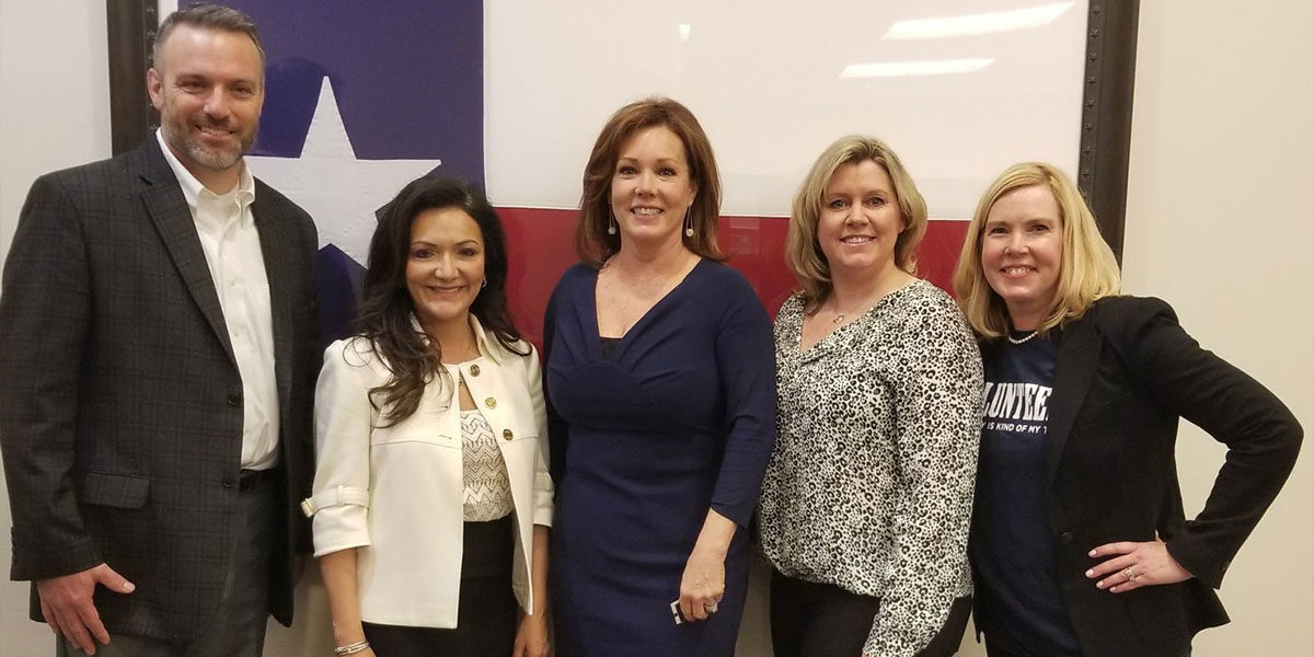VisitDallas panel features Nina Vaca at Southwest Airlines headquarters