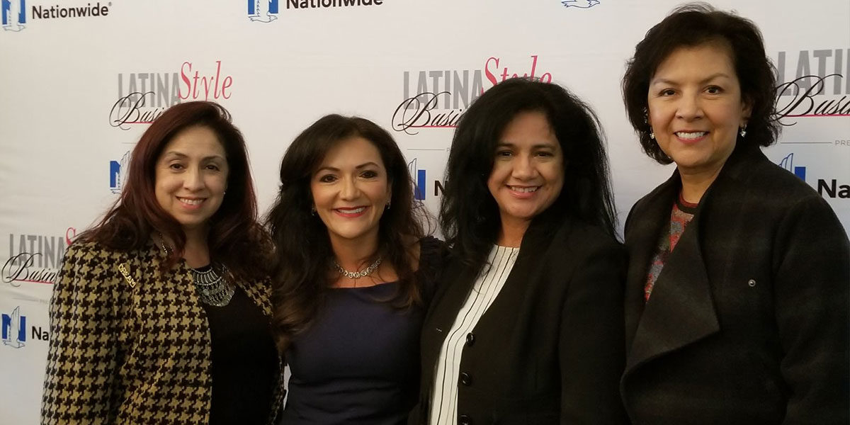 Nina Vaca shares insights on entrepreneurship at Latina Style Business Series