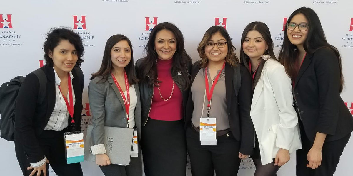 Young Minds at the Hispanic Scholarship
