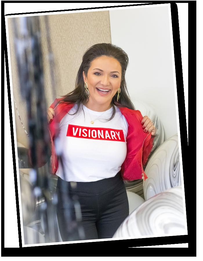 Nina Vaca Visionary